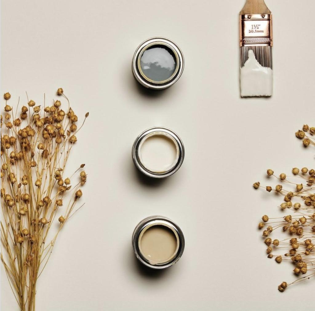 NZ Interior design luxury frame natural resene framefox colours