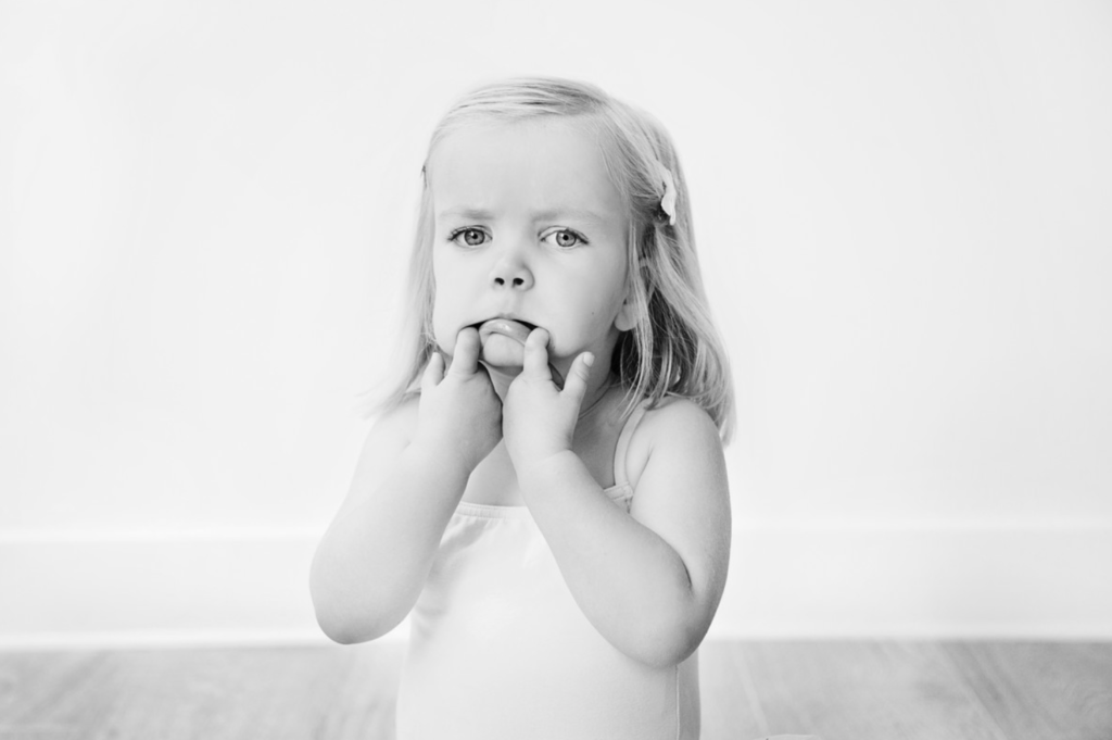 How-to guide child photography
