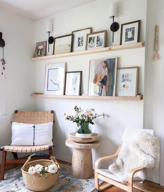 Picture frame style
