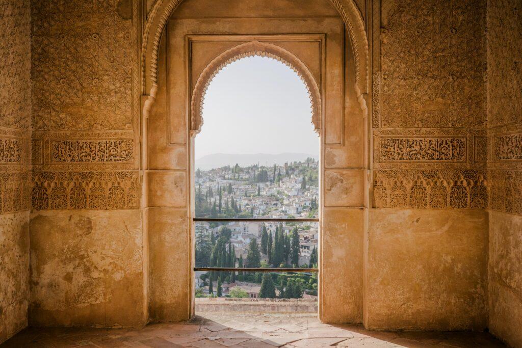 Morocco travel photo print and frame framing