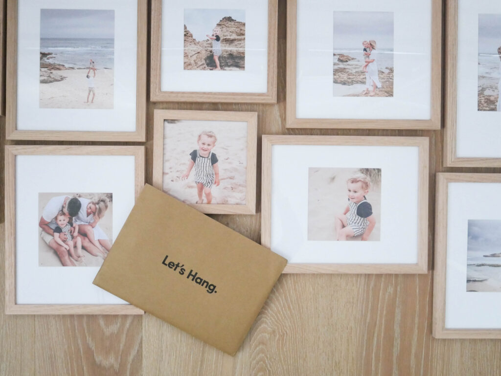 Print Phone Photos framed frame pictures