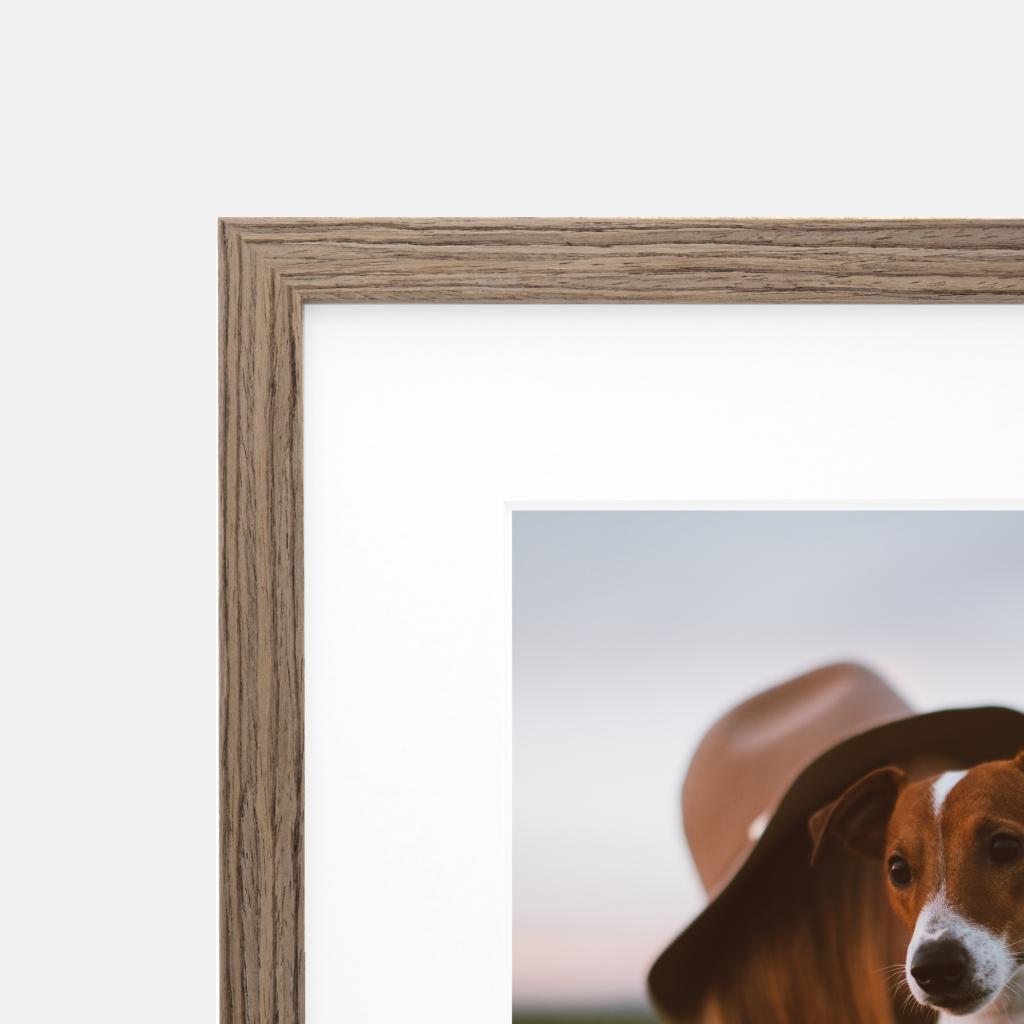 Hazel Raw timber wood frame new frames